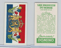 D0-0 Domino, Products of the World, Flags, 1961, #11 Holland