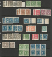 Schleswig, Postage Stamp, #1//8 Mint Lot, 1920 Germany, JFZ