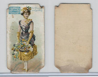 N304 Mayo, Customs & Flowers, 1890, (15)