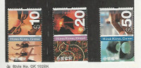 Hong Kong, Postage Stamp, #1010, 1012-1013 Mint NH, 2002, DKZ