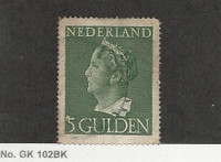 Netherlands, Postage Stamp, #280 Used, 1946, JFZ