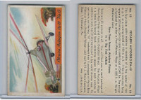 F277-1, H.J. Heinz, Famous Airplane Pictures, 1935, #15 Pitcairn Autogiro (B)