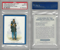 1992 Victoria, Uniforms American Civil War, #13 US Marine Corp, PSA 9 Mint