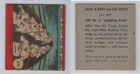 1942 R18 WS Corp, Army, Navy & Air Corp, #609 Off To Landing Raid, ZQL