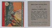1942 R18 WS Corp, Army, Navy & Air Corp, #620 Japanese Freighter Afire, ZQL