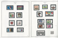 Germany Stamp Collection 47 Minkus Specialty Pages, 1997-2003 Mint NH, JFZ