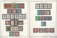 Germany Berlin Stamp Collection 20 Minkus Specialty Pages, 1956-1975, JFZ