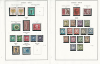 Germany Berlin Stamp Collection on 24 Pages, 1957-1984, DKZ