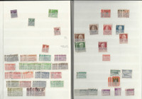 Germany & Berlin Stamp Collection, Nice Linder Stockbook 16 Pages Loaded, DKZ