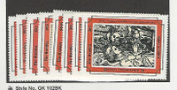 Gambia, Postage Stamp, #1464-1471 Mint NH, 1993, JFZ
