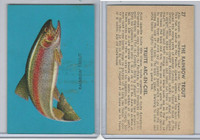 V339-19 Parkhurst, Fish, 1962, #27 Rainbow Trout