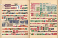 Germany Stamp Collection on 7 Stock Pages, Loaded Lot (A), DKZ