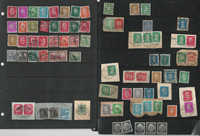 Germany Stamp Collection on 12 Stock Pages, Loaded Lot (D), DKZ