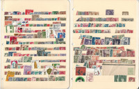 Germany Stamp Collection on 13 Stock Pages, Loaded Lot (F), DKZ