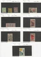 Malagasy, Postage Stamp, #37, 32, 30, 128, 133, 226, 232, 235, 286 Used, JFZ