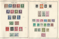 Germany Stamp Collection on 25 Minkus Specialty Pages, 1952-77 Berlin, DKZ