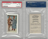 T121 Sweet Caporal, World War I Scenes, 1914, #226 At Dunkerque, PSA 6 EXMT