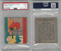 R54 WS Corp, Foreign Legion, 1939, #333 Tribal Feud, PSA 5 EX