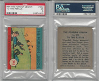 R54 WS Corp, Foreign Legion, 1939, #343 To the Rescue, PSA 5 EX