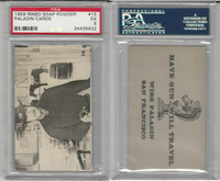 F373 Rinso Soap, Paladin Trading Cards, 1959, #15 Have Gun Will, PSA 5 EX