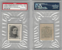 1900 American Chicle, Confederate Portraits, #11 John Breckinridge, PSA 6 EXMT