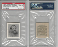 1900 American Chicle, Confederate Portraits, #26 Theo. Holmes, PSA 6 EXMT