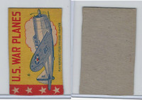 R167 Pioneer Specialty Co, U.S. War Planes, 1940's, #6 P43 Republic (B)