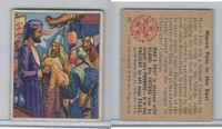 1950 Bowman, Wild Man, #10 Marco Polo In East, China (B)