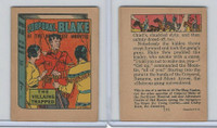 R25 American Chicle, Thrilling Stories, 1930's, Corporal Blake, #7 Villains