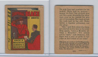 R25 American Chicle, Thrilling Stories, 1930's, Corporal Blake, #8 Mountie