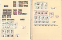Germany Berlin Mint NH Dealers Stock Stamp Collection on 8 Pages, DKZ