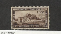 Italy, Postage Stamp, #518 Used, 1949, JFZ
