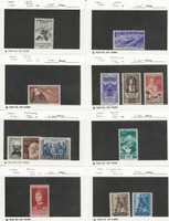 Italy, Postage Stamp, #610//636 Mint NH & LH, 1952-53, JFZ