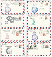 USA Flight Covers, 1982, Columbia, Space Shuttle, White Sands, DKZ