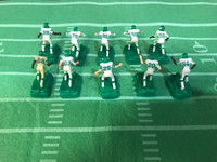 1970's Tudor Electric Football Players Lot, New York Jets