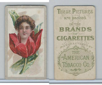 T400-7 American Tobacco Company, Flower Girls, 1910, (1)