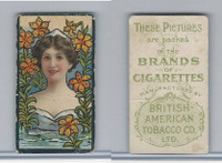 T440-16 British American Tobacco, Water Girls, 1910, (B)