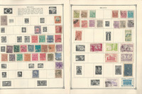 Brazil Stamp Collection on 24 Scott Album Pages To 1981