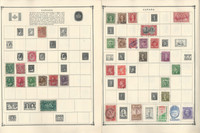 Canada Stamp Collection on 24 Scott Album Pages To 1981