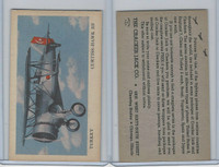 E151 Cracker Jack, Fighting Planes, 1940's, Curtiss Hawk, Turkey