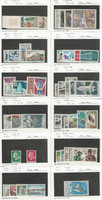 France, Postage Stamp, #1214//1263 Most Mint NH, 1968-70, JFZ