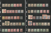 Germany Colonies Stamp Collection on 3 Stock Pages, Nice Lot, DKZ