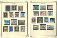 Austria Stamp Collection on 33 Scott Specialty Pages, 1989-99 Mint NH, DKZ