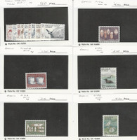Greenland, Postage Stamp, #148-57, 165A, 168, 172, 186, 188 Mint NH, JFZ