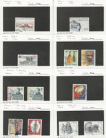 Greenland, Postage Stamp, #354//410 Used, 1999-2003, JFZ