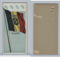 E236 Kendig's Chocolate, Flags Of The World, 1910, Belgium