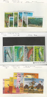 Dominica, Postage Stamp, #1074//1314 Mint NH, Fish, Disney, 1988-91, JFZ