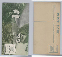 E257 Hershey's, Views Of Hershey Town, 1910, Good Times, Boating