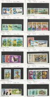 St. Vincent Grenadines, Postage Stamp, #209//402 Mint NH, 1981-84, JFZ
