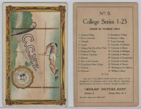 T6 Murad Cigarettes, College Series Premium, 1910, City New York (B)